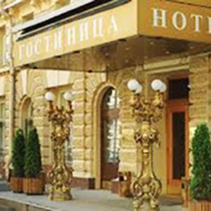 Гостиницы Парголово