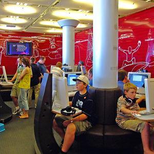 Интернет-кафе Парголово