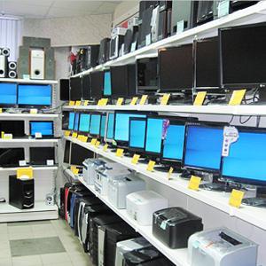 Компьютерные магазины Парголово