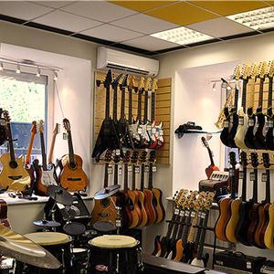 Музыкальные магазины Парголово