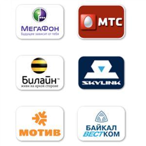 Операторы сотовой связи Парголово