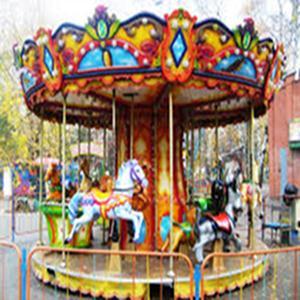 Парки культуры и отдыха Парголово