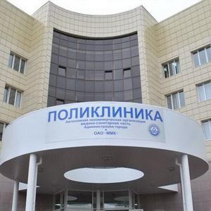 Поликлиники Парголово