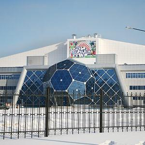 Спортивные комплексы Парголово